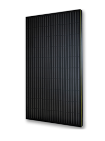 Viridian Clearline 300W Mono All Black BIPV